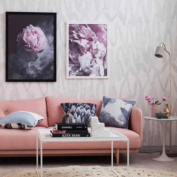 We all know @juliaandsasha have exceptional taste.. and their artwork choices have certainly proved that. Here's the stunning 'Enchanted' (left) as seen in J & S's laundry and 'Inner Bloom' from Art Club Concept. Search 'Art Club Concept' at http://ift.tt/1v9jaEU for details #9theblock #art http://ift.tt/2eUnPVT