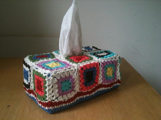 Stitch Of Love Free Pattern Crochet Catherine Wheel Tissue Box Cover : Tissue Box Cover Crochet Miscellaneous Pinterest ...