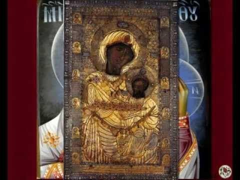 Молитвы. Сны Пресвятой Богородицы. 1-89