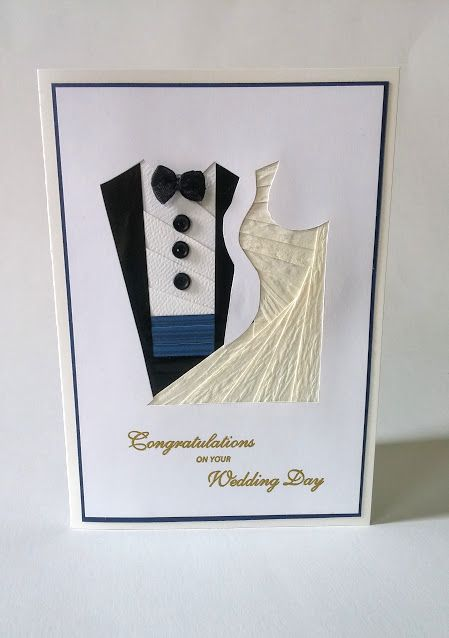 Handmade Wedding Card available at Harold + Ferne: The Local Goods Co.