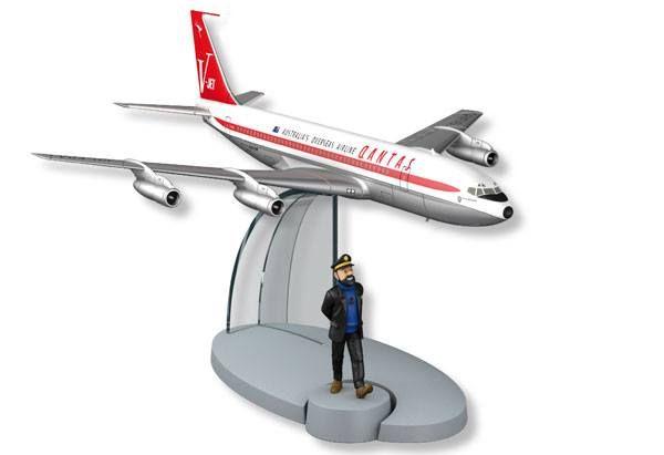 Boeing B-707-138 - Airplane #15 (Tintin - 714 pour Sydney)