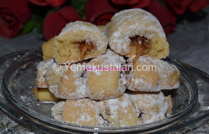 Elmalı Kurabiye | Pratik Yemek Tarifleri