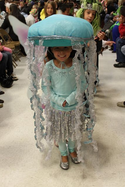 jellyfish costume - Google Search