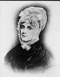 Anna Symmes Harrison  First Lady 1841