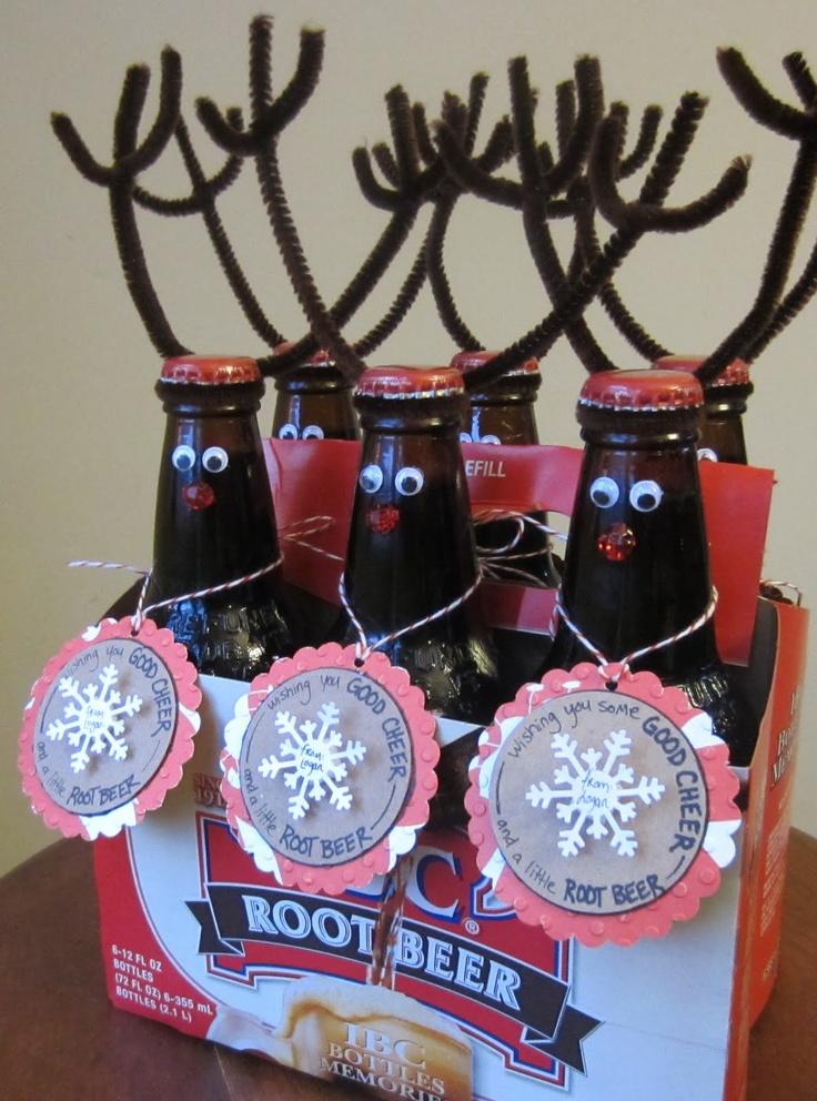 Reindeer Beer!