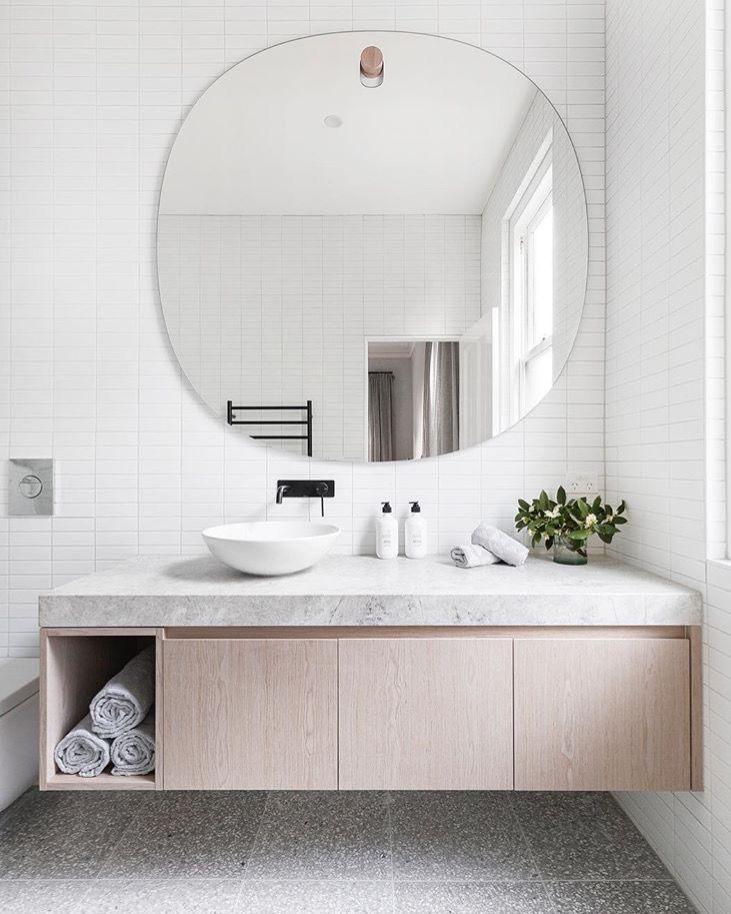Terrazzo, wall tiles Badkamerdecoratie, Design badkamer