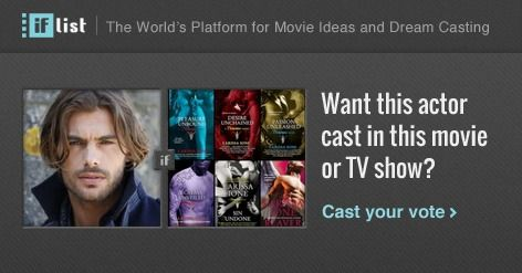 Jacey Elthalion as Wraith in The Demonica Series? Support this movie proposal or make your own on The IF List.
