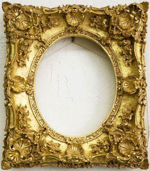 antique picture frames - Google Search