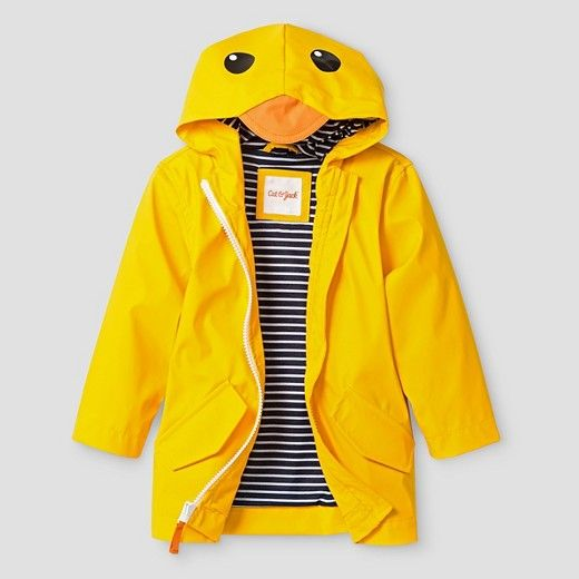 Your Little One Will Look Forward To Rainy Days Thanks To