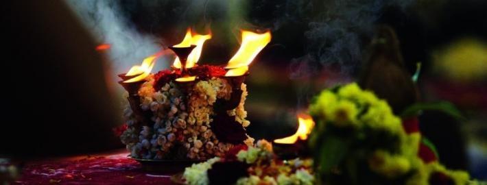 What Sri Sri Said Today: The Fire Inside!