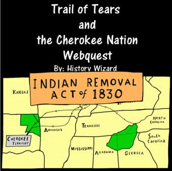 an introduction to the history of the trail of tears The cherokee leader major ridge is primarily known for signing the treaty of new echota (1835), which led to the trail of tears before this tragic period in cherokee history, however, he was one of the most prominent leaders of the cherokee nation ridge was born in the early 1770s in tennessee.