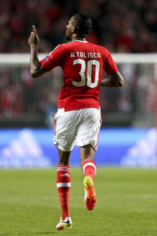 Liga dos Campeões: Benfica vs Bayern de Munique - Talisca