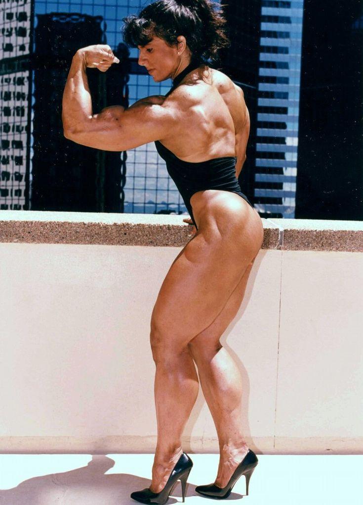 Tina Lockwood  Muscular Legs, Powerful Women, Physique-6827