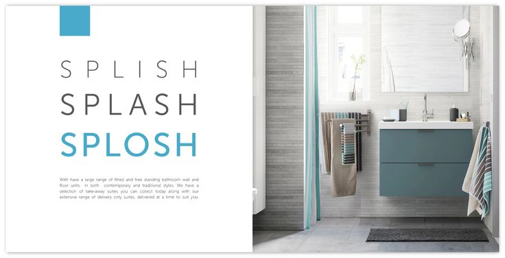 Bathroom Introduction Page