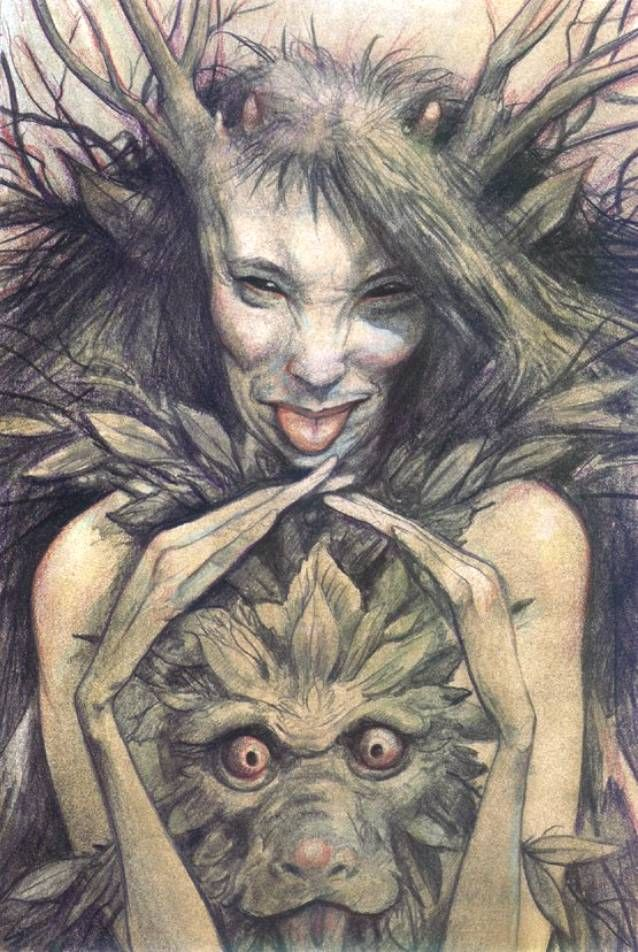 brian froud | Brian Froud beautifully pictured on Digital Photo Club