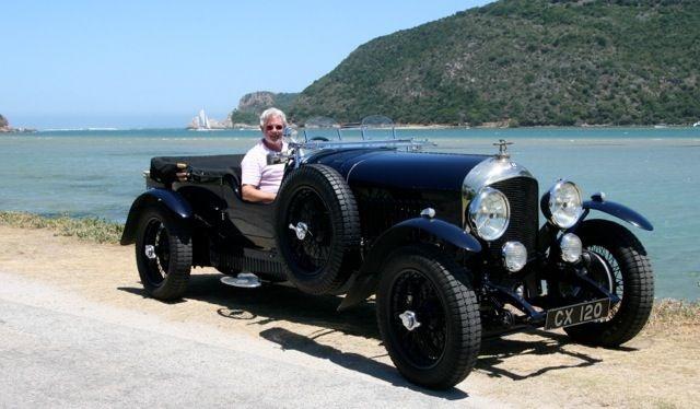 Tony McEwan - 1929 Bentley 4.5 Litre