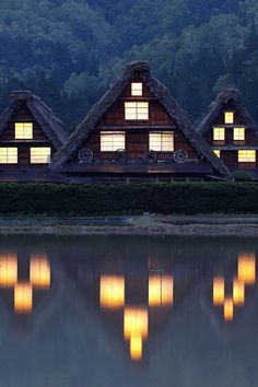High End Restaurants and Hotels | One of the best places to experience rural Japan is deep in the Japan Alps with a visit to the UNESCO World Heritage villages of Shirakawago and Gokayama. | www.bocadolobo.com