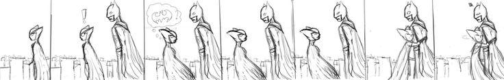 Kyd Wykkyd meets the Dark Knight by blackzodiac333 on DeviantArt