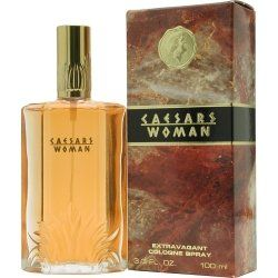 CAESARS by Caesar's World COLOGNE SPRAY 3.3 OZ (Package Of 2)