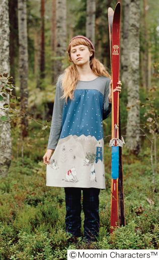 Moomin Dress from Syrup