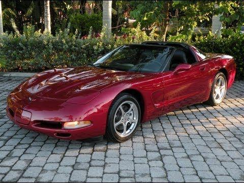 2002 Chevrolet Corvette For Sale Auto Haus of Fort Myers Florida