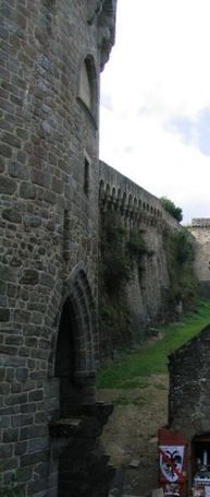 Dinan, cité médiévale (Côtes-d'Armor) - Rando77