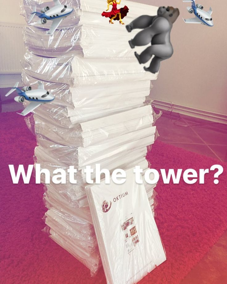 Guess how many brochures are there? #newarrivals #marketing #givaway #brochures #tower #empirestatebuilding #fun #funnyday #gradientfilter #work #office #kingkong #beauty #beast #monkey #airforce #newyork #nyc #tip #contest