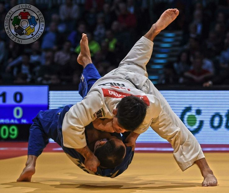 #MondayMotivation Ippon artist Ono Shohei (JPN) shows the beauty of judo with his sublime technique and execution.  IJF - International Judo Federation | #MoreThanASport