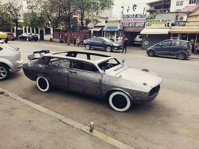 Dacia ratrod
