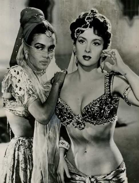 Gina Lollobrigida - 1952 French Film, 'Les Belles de nuit' (Beauties of the Night)