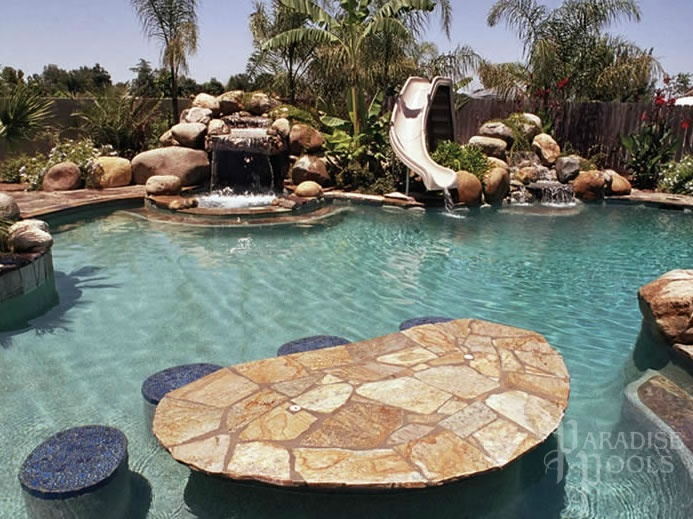 17 best images about pool on pinterest swim caves and for Landscaping rocks visalia ca