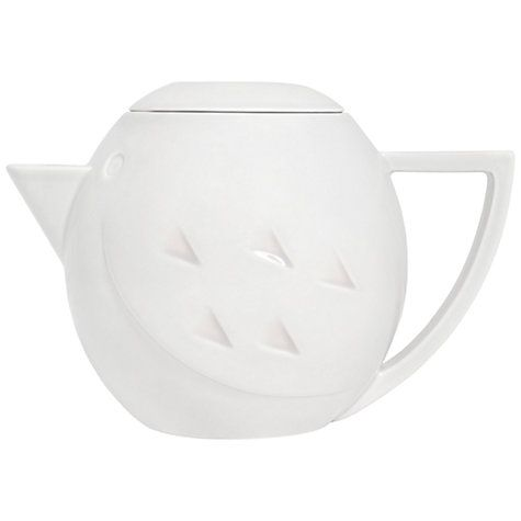 Bliss In The Woods Bird Teapot