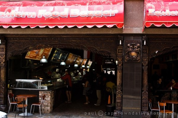 The greatest mix of local and visiting patrons in eatery in Cape Town is definitely at the Eastern Food Bazaar - Enjoy Indian, central Asian, and Chinese cuisine and a vibrant, halaal atmosphere.