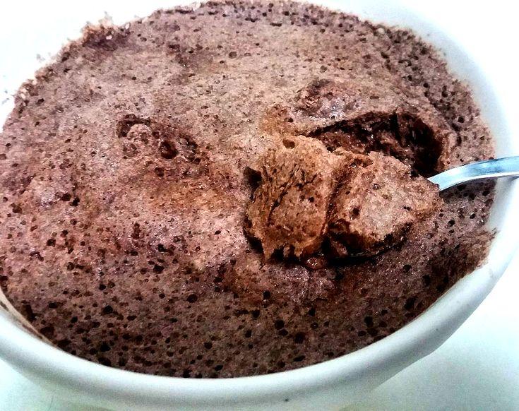 Mousse de café low-carb – 3 huevos, 50ml y café soluble