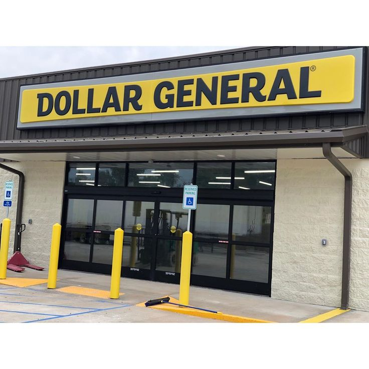 Another finished dollargeneral in Halltown MO. What an