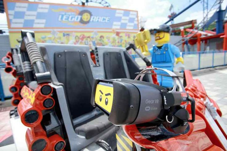 [NEW #ArdorAsia POST] LEGOland Malaysia Resort Launches The Great LEGO Race VR Roller Coaster