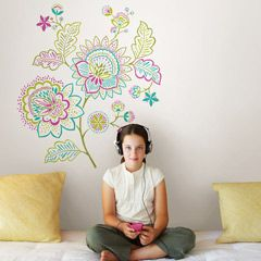 Wall Pops Delila Wall Decals