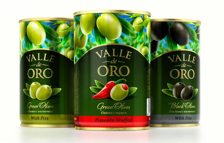 Valle de oro on Packaging of the World - Creative Package Design Gallery