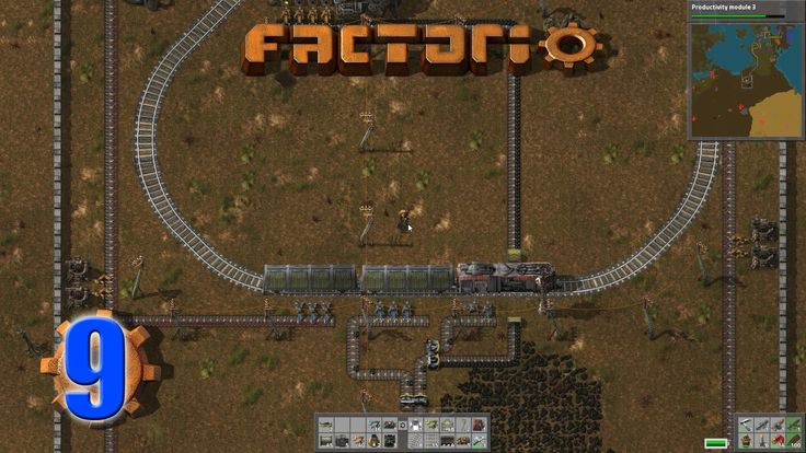 Hey Everyone  Welcome to my Factorio let's play.  If you guys have seen some of my modded Minecraft let's play series then you know that I like games that allow me to automate nearly everything I do.  That is why I'm addicted to Factorio gameplay even though it might take me awhile to figure out how to work some machines.  Thanks for watching this let's play video and I hope that you enjoy the episode! :D  You guys know what to do if you like the video…