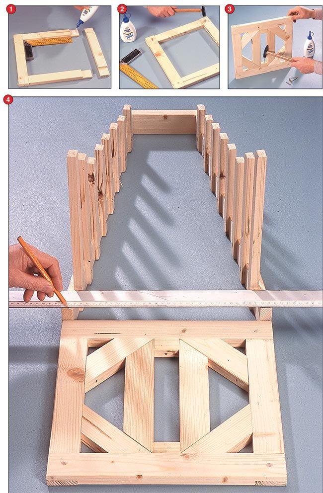 costruire un espositore in legno | Cucina mobili | Cucine ...