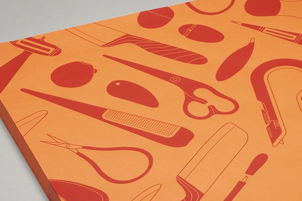 Identity Portfolio by Manual. More on http://lookslikegooddesign.com/identity-manual/