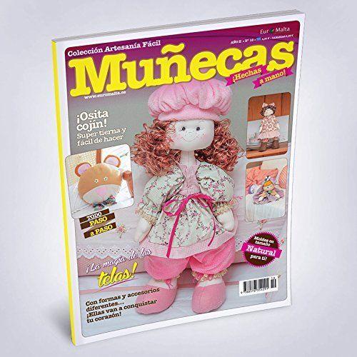 Revista de Muñecas en tela con patrones