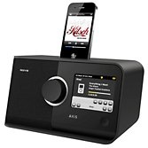 Revo AXiS DAB Internet Radio and iPod Dock