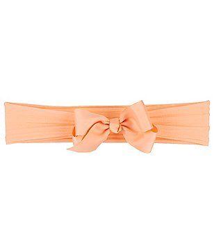 Starting Out Baby Girls Grosgrain-Bow Headband