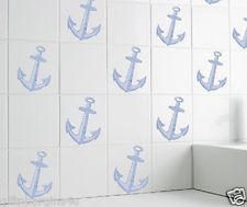 30 x Anchor  Wall Tile Stickers Decal Transfers Bathroom Wall Tiles