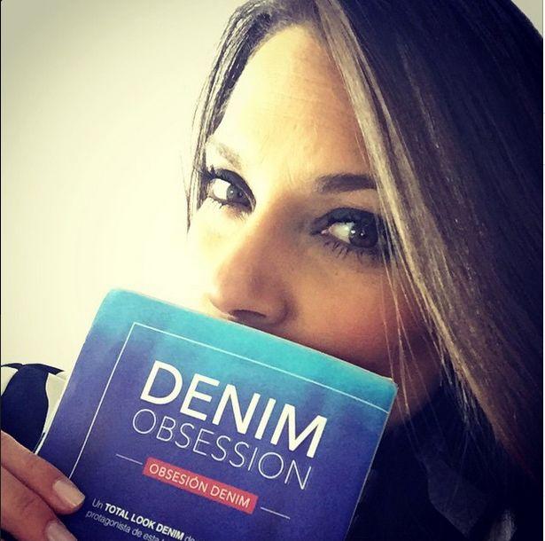 Jessica de la Peña nos muestra lo que se viene... #DenimObsession #StudioFValenciaOficial #WeLoveDenim
