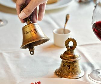 Vintage Table Bells