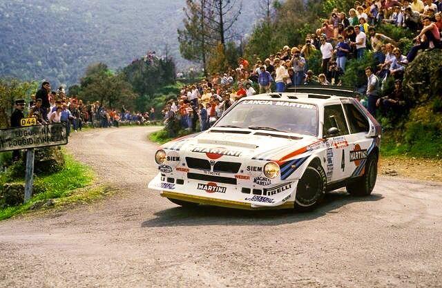 Lancia Delta S4