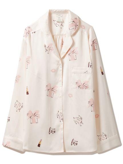 ギフトモチーフシャツ(Tシャツ・カットソー)|gelato pique(ジェラートピケ)|ファッション通販|ウサギオンライン公式通販サイト