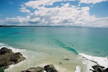 The Pass, Byron Bay, OZ